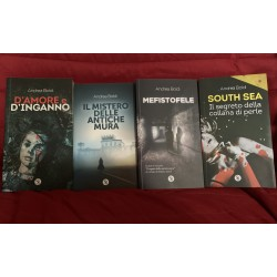 Tutta la seria (quattro libri)